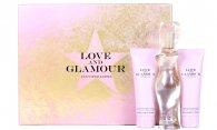 Jennifer Lopez Love and Glamour Geschenkset 30ml EDP + 200ml Body Lotion