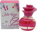 Azzaro Jolie Rose Eau de Toilette 30ml Spray