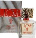 Jennifer Lopez JLove Eau De Parfum 50ml Spray