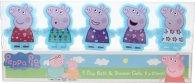 Peppa Pig Five Day Geschenkset 5x 50ml Bade- & Duschgel