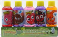 Moshi Monsters Geschenkset 5x 50ml Bade- & Duschgel