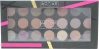 Active Professional Lidschatten Palette - 23 Teile