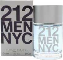 212 Men Aftershave 100ml Splash