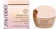 Shiseido Benefiance Wrinkle Resist 24 Day Creme 50ml SPF15