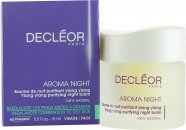 Decleor Aroma Night Ylang Ylang Purifying Night Balsam (Ölige & Mischhaut) 15ml