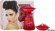 Katie Price Kissable Geschenkset 50ml EDP + Lippenloss Anhänger