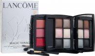 Lancome Magic Voyage Travel Lip & Eye Palette 6x Lidschatten + 3x Lippenfarbe + 2x Applikator