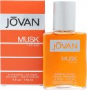 Jovan Jovan Musk For Men Aftershave 118ml Splash
