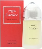 Pasha de Cartier Eau de Toilette 100ml Spray