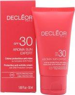 Aroma Sun Expert Protective Anti-Wrinkle Creme 50ml SPF30