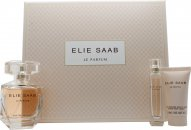Elie Saab Le Parfum Geschenkset 90ml EDT + 30ml Körperlotion + 10ml EDT