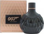 James Bond 007 for Women Eau de Parfum 50ml Spray