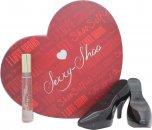 Laurelle Sexxy Shoo Black Stiletto Geschenkset 2 x 30ml EDP Spray + 15ml EDP Spray