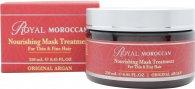 Royal Moroccan Nourishing Mask Treatment 250ml - Dünnes & Feines Haar