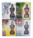 Jean Paul Gaultier Classique Summer Miniaturen Geschenkset 4 x 3.5ml EDT Mini