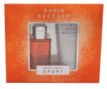 David Beckham Instinct Sport Geschenkset 30ml EDT + 200ml Hair & Body Wash