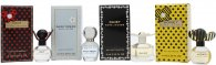 Marc Jacobs Miniatures Geschenkset 4ml Dot EDP + 4ml Daisy Dream EDT + 4ml Daisy EDT + 4ml Honey EDP