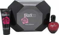 Paco Rabanne Black XS for Her Geschenkset 50ml EDT + 100ml Körperlotion