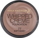 Max Factor Whipped Creme Foundation 18ml - Soft Honey 77