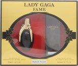 Lady Gaga Fame Geschenkset 30ml EDP Spray + 200ml Körperlotion