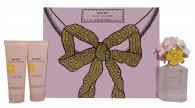 Marc Jacobs Daisy Eau So Fresh Geschenkset 75ml EDT + 75ml Körperlotion + 75ml Duschgel
