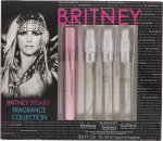Britney Spears Fragrance Collection Geschenkset 10ml EDP Fantasy + 10ml EDP Midnight Fantasy + 10ml EDP Curious
