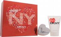 DKNY My NY Geschenkset 50ml EDP Spray + 100ml Körperlotion