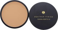 Lentheric Feather Finish Compact Puder 20g - Nachfüller Translucent III 37
