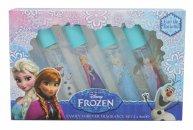 Disney Frozen Geschenkset Eau de Toilette 4 x 8ml Roll On