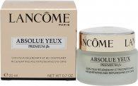 Lancome Absolue Yeux Premium Bx Regenerierende Und Auffüllende Augencreme 20ml