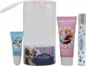 Disney Frozen Geschenkset 9ml Rollerball + 25ml Schaumbad + Lipgloss