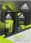 Adidas Pure Game Geschenkset 150ml Deodorant Spray + 250ml Duschgel