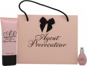 Agent Provocateur Geschenkset 5ml EDP Spray + 50ml Bubble Luscious Schaumbad