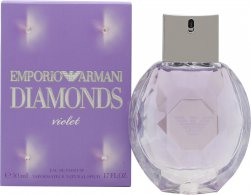 Emporio Armani Diamonds Violet Eau de Parfum 50ml Spray