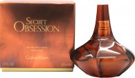 Calvin Klein Secret Obsession Eau de Parfum 50ml Spray
