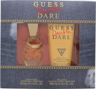 Guess Double Dare Geschenkset 30ml EDT + 200ml Body Lotion