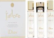 Christian Dior J'Adore Geschenkset 100ml EDP + 7.5ml Reisespray