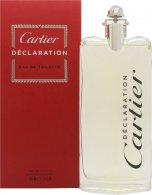 Declaration Eau De Toilette 150ml Spray