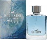 Hollister Wave For Him Eau de Toilette 100ml Spray