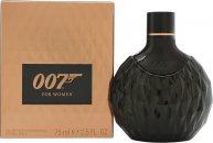 James Bond 007 for Women Eau de Parfum 75ml Spray
