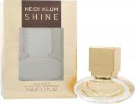 Heidi Klum Shine Eau de Toilette 15ml Spray