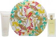 Lalique Nilang 2011 Geschenkset 100ml EDP + 100ml Duschgel
