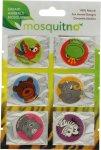 MosquitNo Spotzzz Citronella Sticker Safari Tiere