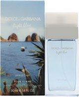 Light Blue Love in Capri Eau de Toilette 50ml Spray