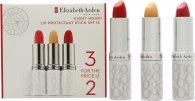 Elizabeth Arden Eight Hour Cream Lip Protectant Geschenkset 3 x 3.7g