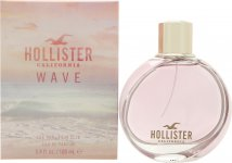 Hollister Wave For Her Eau de Parfum 100ml Spray