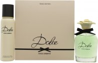 Dolce & Gabbana Dolce Geschenkset 75ml EDP Spray + 100ml Körperlotion