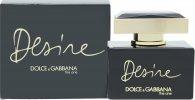 Dolce & Gabbana The One Desire Eau de Parfum 50ml Spray
