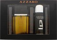 Azzaro Pour Homme Geschenkset 100ml EDT + 150ml Deodorant Spray