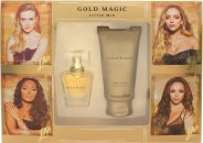 Little Mix Gold Magic Geschenkset 30ml EDP + 75ml Duschgel